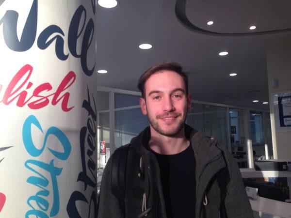 la recensione di Palimodde Pietro Studente Wall Street English Parma