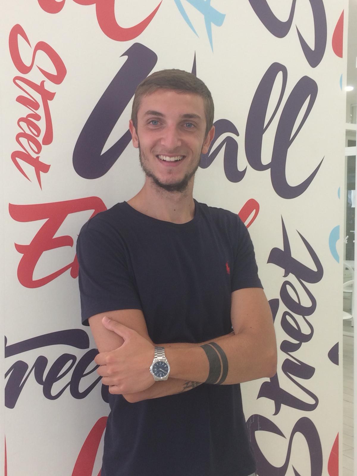 Opinione di Alessio- studente Wall Street English Palermo